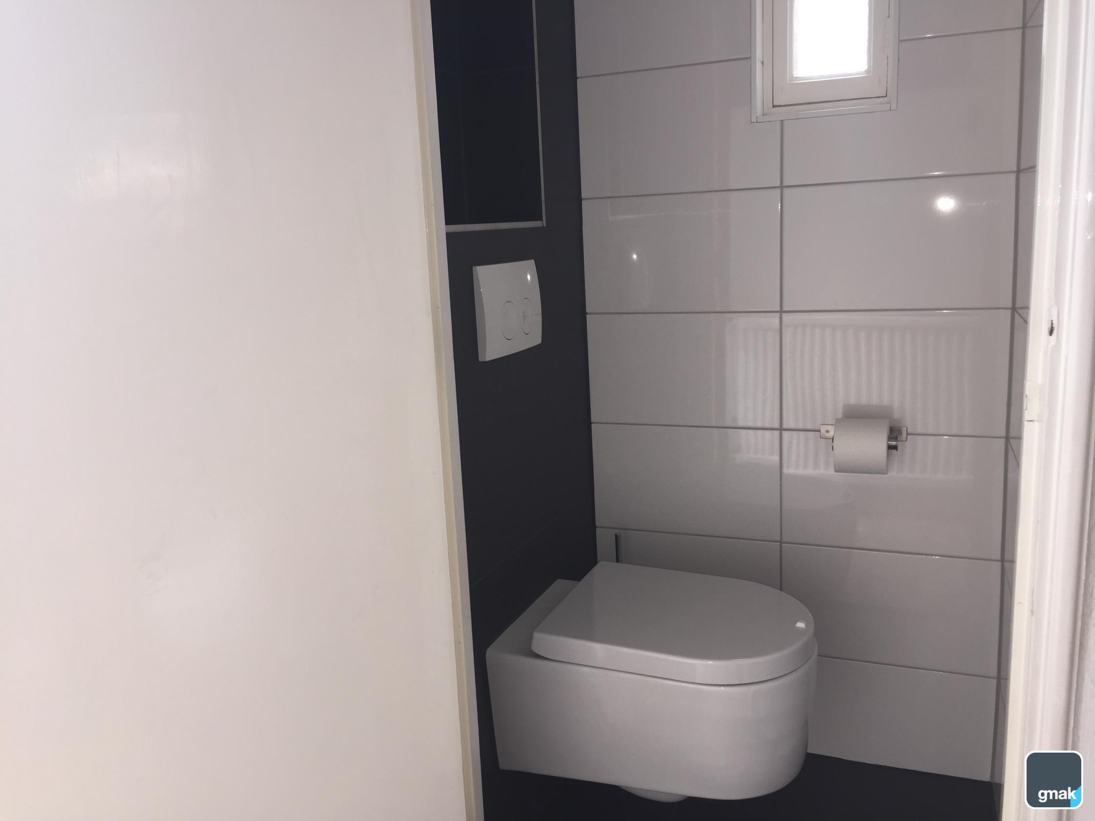 toilet volledig vernieuwd 2014